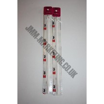 "Optilon Concealed Zips 12"" (30cm) - Neutral"