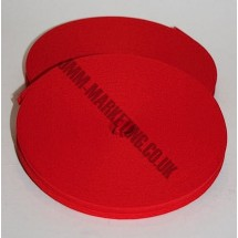 "Bias Binding 1/2"" (12mm) - Red - Roll"
