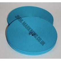 "Bias Binding 1/2"" (12mm) - Turquoise - Roll"