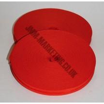 """Bias Binding 1/2"""" (12mm) - Orange - Roll"""
