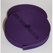 "Bias Binding 1"" (25mm) - Purple"