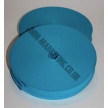 """Bias Binding 1"""" (25mm) - Turquoise"""