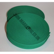 "Bias Binding 1"" (25mm) - Emerald"