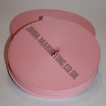 "Bias Binding 1"" (25mm) - Baby Pink - Roll"
