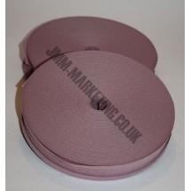 """Bias Binding 1"""" (25mm) - Lilac - Roll"""