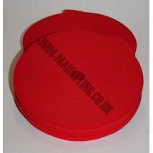 "Bias Binding 1"" (25mm) - Red - Roll"