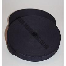 "Bias Binding 1"" (25mm) - Navy - Roll"