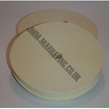 "Bias Binding 1"" (25mm) - Cream - Roll"