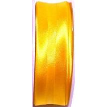 "Satin Bias 3/4"" - Yellow - 25m Roll (596)"