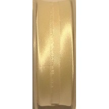"Satin Bias 3/4"" - Cream - 25m Roll (506)"