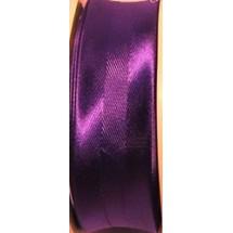 "Satin Bias 3/4"" - Purple - 25m Roll (641)"