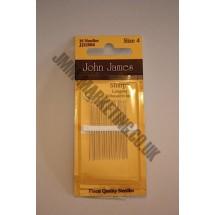 John James Sharps 4