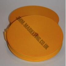 "Bias Binding 1"" (25mm) - Gold - Roll"