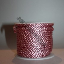 Crepe Cord - Pink - Roll Price (5303)