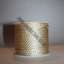 Crepe Cord - Ivory - Roll Price (5005)