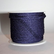 Lacing Cord - Navy - Roll Price (5502)