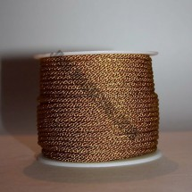Lacing Cord - Old Gold - Roll Price (141)