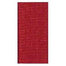 "Grosgrain 25mm 1"" - Red (584)"