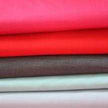 Plain Polyester Cotton Pack 5*2m