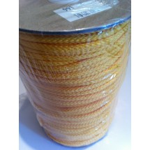 Jogging Suit Cord 4mm - Yellow - 100m Roll Price