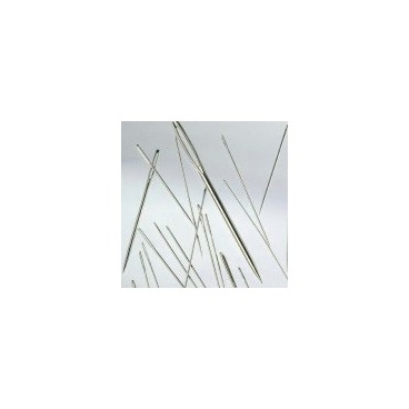 Entaco Embroidery/Crewel Needles 100 Pack of Size 12