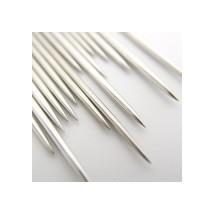 Entaco Sharps Needles 100 Pack of Size 12