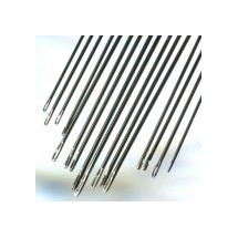 Entaco Straw/Millner Needles 100 Pack of Size 8
