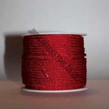 Lacing Cord - Red - Roll Price (306)