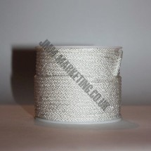 Lacing Cord - White - Roll Price (5002)