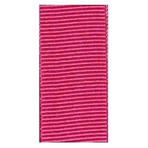 "Grosgrain 25mm 1"" - Pink (570) - Roll Price"