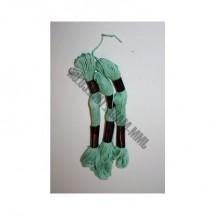 Trebla Embroidery Silks - Green (4105)