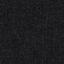"""Denim - Black - Medium Weight (7oz) 60"""" (1.5m) wide"""