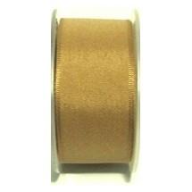 "Seam Binding Tape - 25mm (1"") - Beige (Dark) (116) 25m Roll"