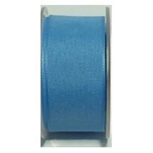 "Seam Binding Tape - 12mm (1/2"") - Blue (184) 25m Roll"
