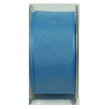 "Seam Binding Tape - 25mm (1"") - Blue (184) 25m Roll"