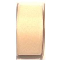 """Seam Binding Tape - 25mm (1"""") - Cream (103) 25m Roll"""