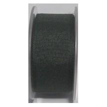 "Seam Binding Tape - 12mm (1/2"") - Dark Grey (232) 25m Roll"