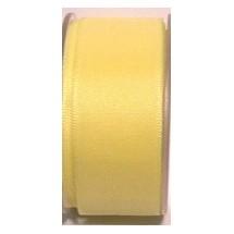 "Seam Binding Tape - 12mm (1/2"") - Lemon (163) 25m Roll"