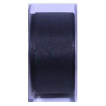 "Seam Binding Tape - 25mm (1"") - Navy (196) 25m Roll"