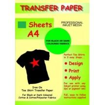 Image Transfer Paper - Dark T-Shirts