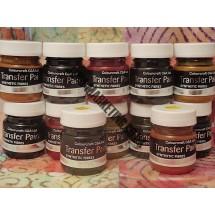 Colourcraft Transfer Paints 28ml - Burgundy