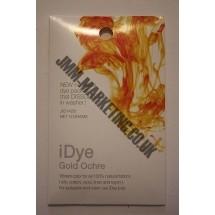 iDye - Cotton - Gold Ochre