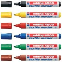 Edding Pen 4500 3mm Assorted 10 Pack