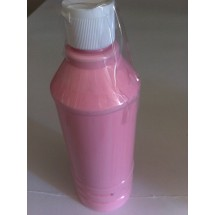Scolart Fab Paint 500ml - Baby Pink