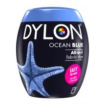 Dylon Machine Dye 350g Ocean Blue. Now with added salt! In new tub!!