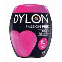 Dylon Machine Dye 350g Passion Pink. Now with added salt!