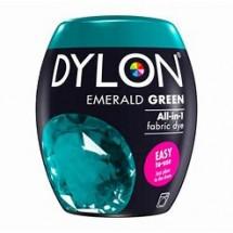 Dylon Machine Dye 350g Emerald Green. Now with added salt!