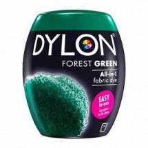 Dylon Machine Dye 350g Forest Green. Now with added salt!