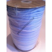 Jogging Suit Cord 4mm - White - 100m Roll