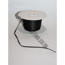 Rope Cord - Black - Roll Price